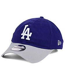 New Era Los Angeles Dodgers Relaxed 2Tone 9TWENTY Strapback Cap