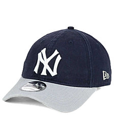 New Era New York Yankees Coop Core Classic 2Tone 9TWENTY Strapback Cap