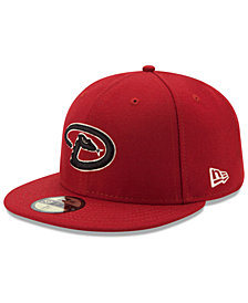 New Era Arizona Diamondbacks Authentic Collection 59FIFTY Cap