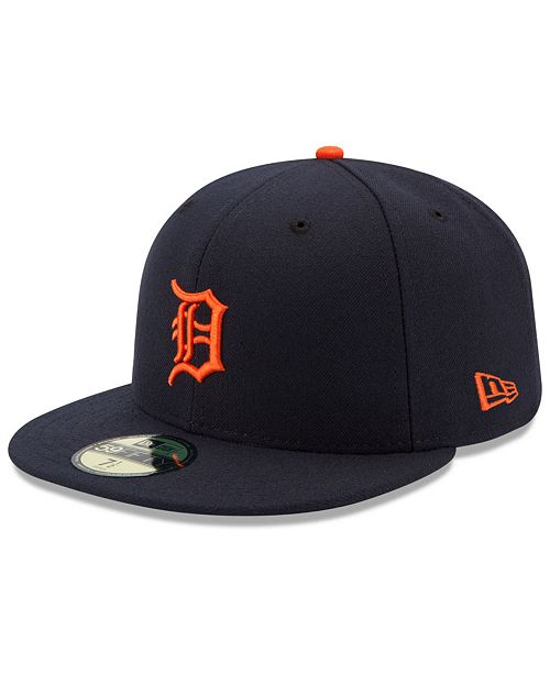 New Era Detroit Tigers Authentic Collection 59FIFTY Cap
