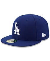 f0ad3080f04ef8 New Era Los Angeles Dodgers Authentic Collection 59FIFTY Cap