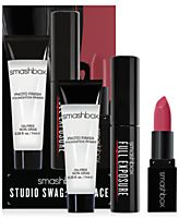 Receive a free 3-piece bonus gift with your $50 Smashbox purchase