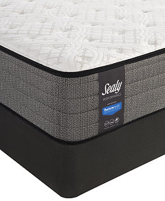 Posturepedic Plus S Drive 11 Extra Firm Mattress Set Queen
