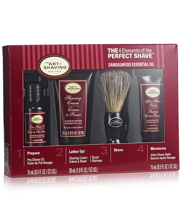 Art of Shaving - The  Sandalwood Starter Kit