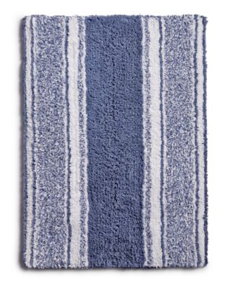 "Cotton Reversible 27"" x 45"" Bath Rug, Created for Macy's"