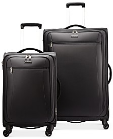 Samsonite X-Tralight Softside Spinner Luggage Collection, Created for Macy's