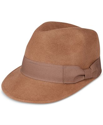 Popz Topz Men's Wool Fedora