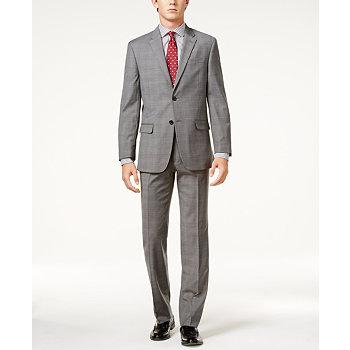 Tommy Hilfiger Slim-Fit Stretch Performance Men's Suit