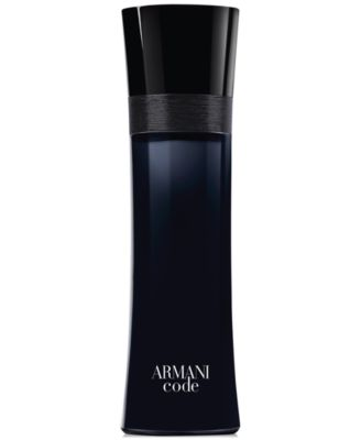 Armani Code for Men Eau de Toilette Spray, 6.7 oz