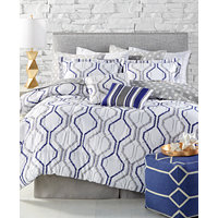 12-Piece Bayview Reversible Queen Comforter Set