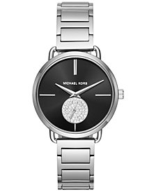 Michael Kors Women's Portia Stainless Steel Bracelet Watch 36mm