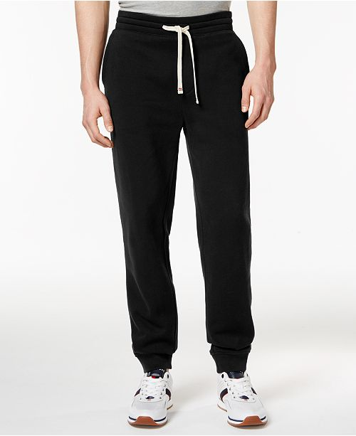 Product Details. Add a shot of contemporary style with the Shep sweatpants  from Tommy Hilfiger. 119e49591ef8