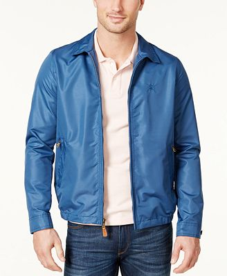 IZOD Men's Lightweight Jacket - Coats & Jackets - Men - Macy's