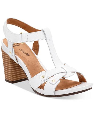 Clarks Collection Women's Banoy Valtina Dress Sandals