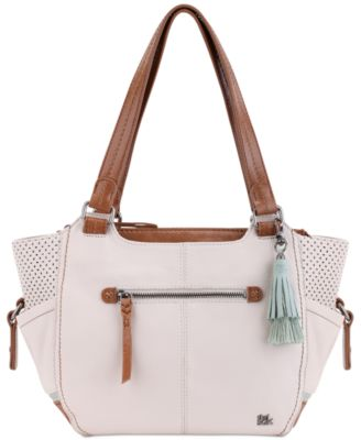 Image of The Sak Kendra Leather Satchel