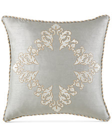 "Waterford Olivette 16"" Square Decorative Pillow"