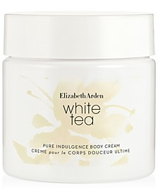 White Tea Pure Indulgence Body Cream, 13.5 oz