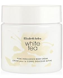 White Tea Pure Indulgence Body Cream, 13.5 oz