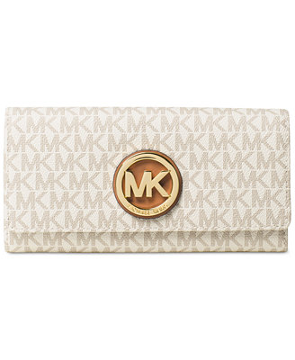 Signature Fulton Wallet by Michael Michael Kors