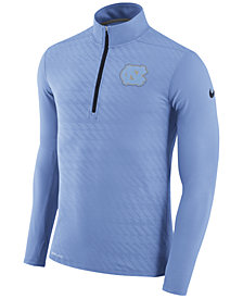 Nike Men's North Carolina Tar Heels Element Half-Zip Pullover