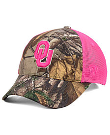 Top of the World Women's Oklahoma Sooners Hunter Snapback Cap