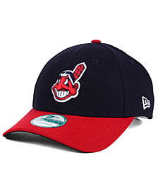 New Era Cleveland Indians The League 9FORTY Adjustable Cap