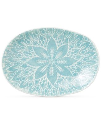 Viva by  Lace Collection Small Oval Platter