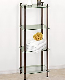 Organization, L'Etagere 4 Shelf Storage Tower