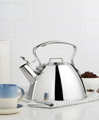 allclad stainless steel tea kettle