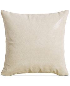 "Donna Karan Tidal 18"" Square Decorative Pillow"