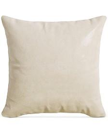 "Donna Karan Tidal 18"" Square Decorative Pillow"