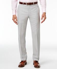 Lauren Ralph Lauren Men's Classic-Fit Ultraflex Total Comfort Wool Dress Pants
