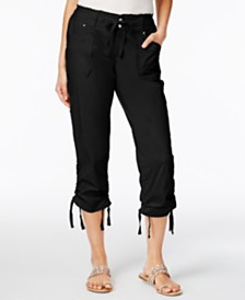 Womens Pants at Macy's - Womens Apparel - Macy's
