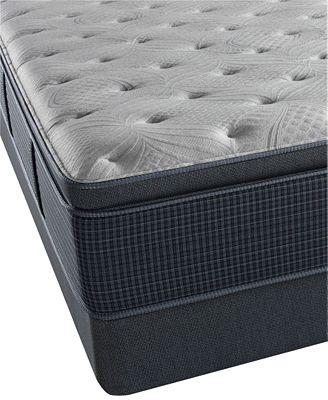 Beautyrest Closeout Waterscape 15 Plush Pillow Top Mattress Set
