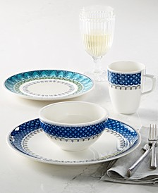 Casale Blu Dinnerware Collection