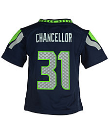 Nike Kam Chancellor Seattle Seahawks Game Jersey, Toddler Boys