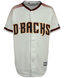 Majestic Arizona Diamondbacks Blank Replica Jersey, Big Boys (8-20)