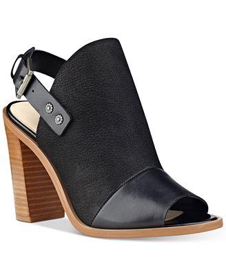 Nine West Pickens Block-Heel Sandals