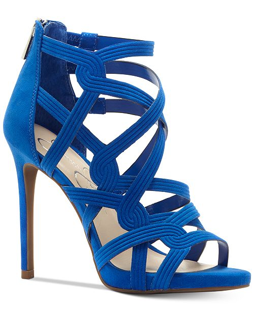 a4d84fc9a7d2 Jessica Simpson Rainah Strappy Dress Sandals. This product is currently  unavailable