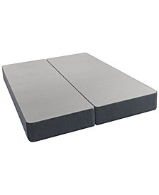 Beautyrest Silver/Platinum Standard Box Spring-Queen Split