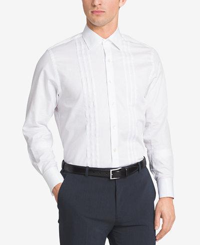 Michael michael kors men 39 s classic fit french cuff tuxedo for Tuxedo shirt french cuff