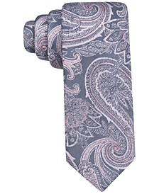 Men's Wakefield Paisley Slim Tie, Created for Macy's
