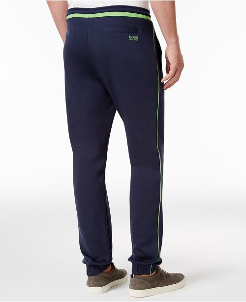 eaea1f663 Hugo Boss Boss Men's Cotton Sweatpants & Reviews - Pants - Men - Macy's