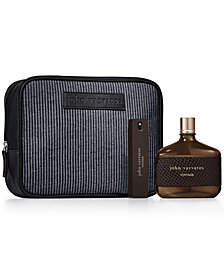John Varvatos Men's 4-Pc. Vintage Gift Set