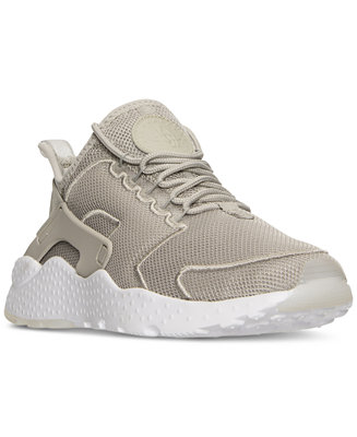 f6a67ec39219 Nike Women s Air Huarache Run Ultra Breathe Running Sneakers from Finish  Line   Reviews - Finish Line Athletic Sneakers - Shoes - Macy s