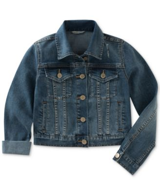 Big Girls Denim Jacket