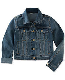Calvin Klein Denim Jacket, Big Girls (7-16)