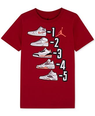 Jordan Little Boys' 2T-7 Tee Shirts | Dillard'sFind A Store Near You · Style Since  · Buy Online Return Instore · New Arrivals Daily.