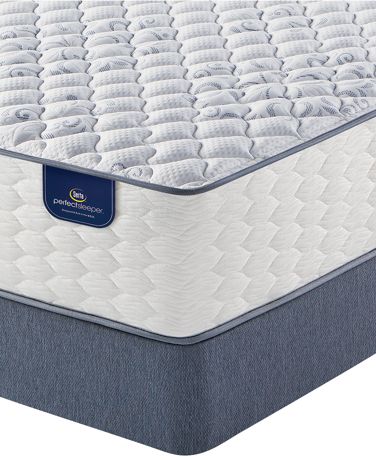 "Serta Perfect Sleeper® Graceful Haven 12"" Cushion Firm Mattress Collection"