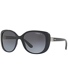 Vogue Eyewear Polarized Sunglasses, VO5155S